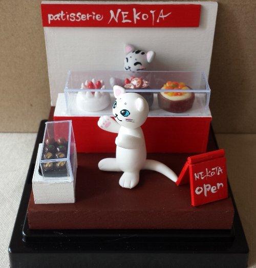 画像1: 福猫横丁 パティスリーネコタ
