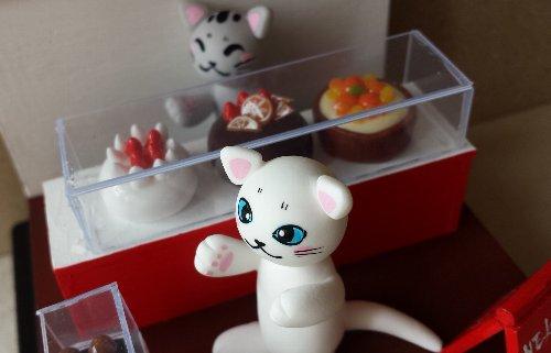 画像2: 福猫横丁 パティスリーネコタ
