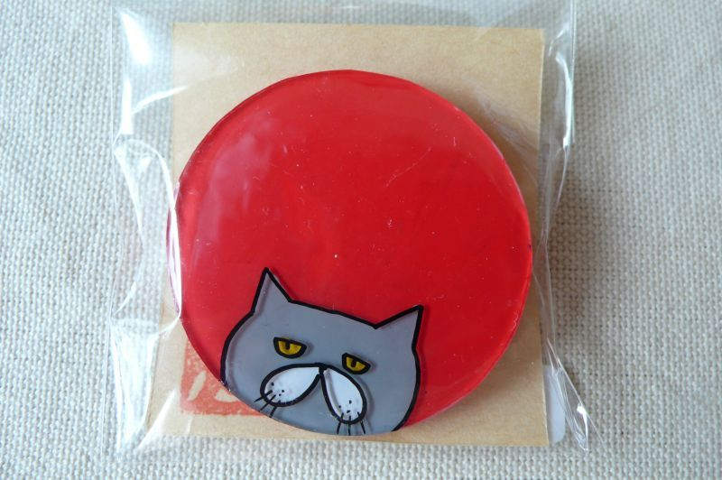 画像1: 福猫横丁 バッチC