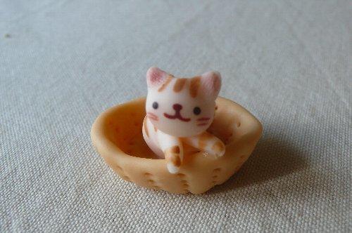 画像1: バスケット猫F