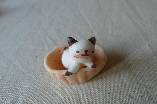 画像1: バスケット猫Q