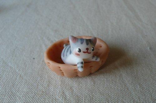 画像1: バスケット猫O