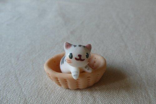 画像1: バスケット猫C