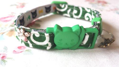 画像1: 猫用首輪A