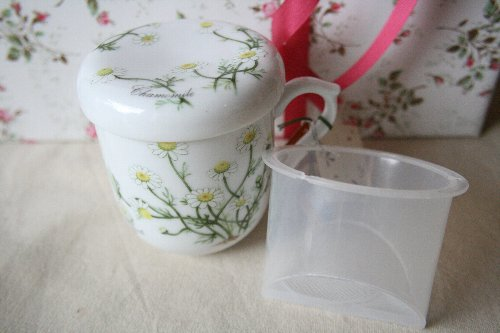 画像2: ハーブマグカップ カモミール