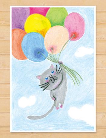 画像1: MARU イラスト Balloon