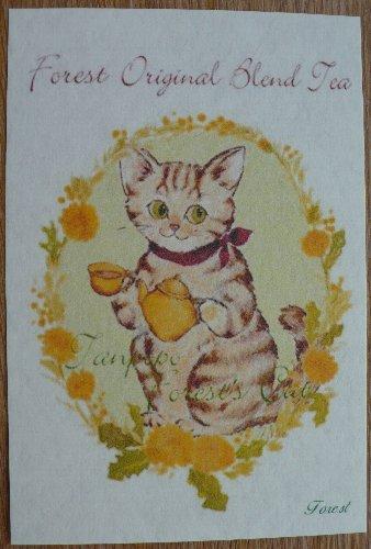 画像1: オリジナルポストカード ティータイム