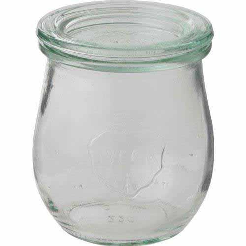 画像1: ガラスのキャニスター 220
