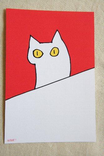画像1: 福猫横丁 ポストカード