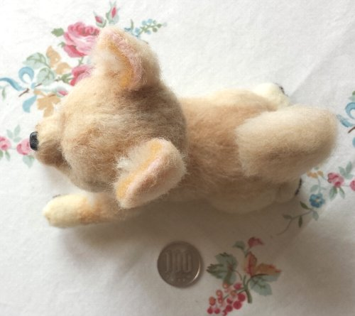 画像3: 羊毛フェルト チワワ