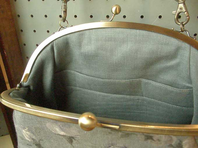 画像3: まんまるバッグ YUWAクラシカルブルー
