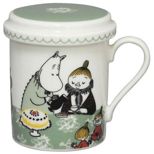 画像1: ハーブマグカップ ムーミン