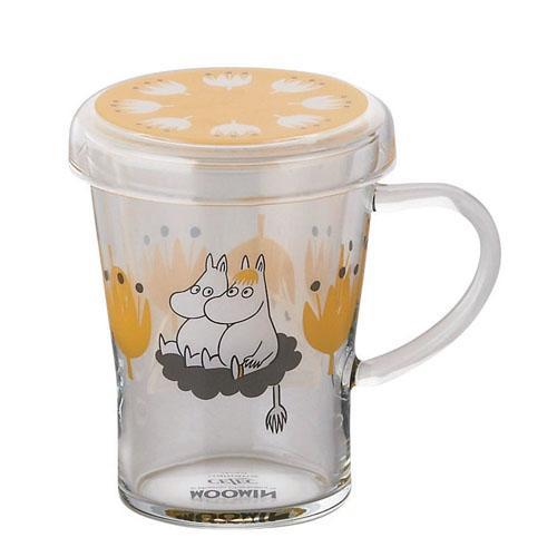 画像1: ハーブマグカップ ムーミン イエロー
