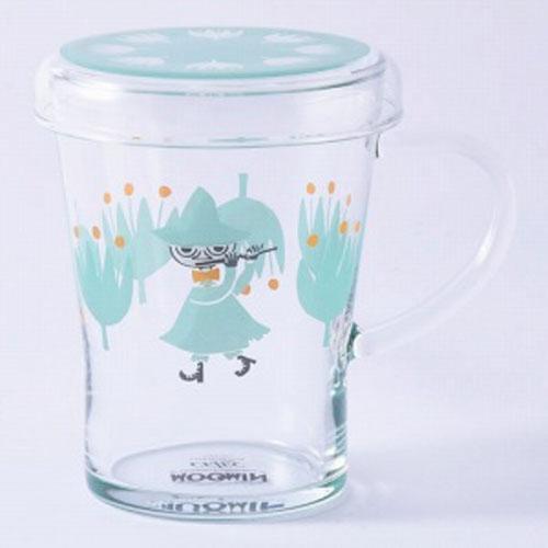 画像1: ハーブマグカップ ムーミン ブルー