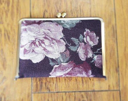 画像2: お薬手帳ケース/母子手帳ケース YUWA紫薔薇